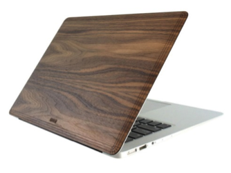 Wooden Mac Book Air Cover