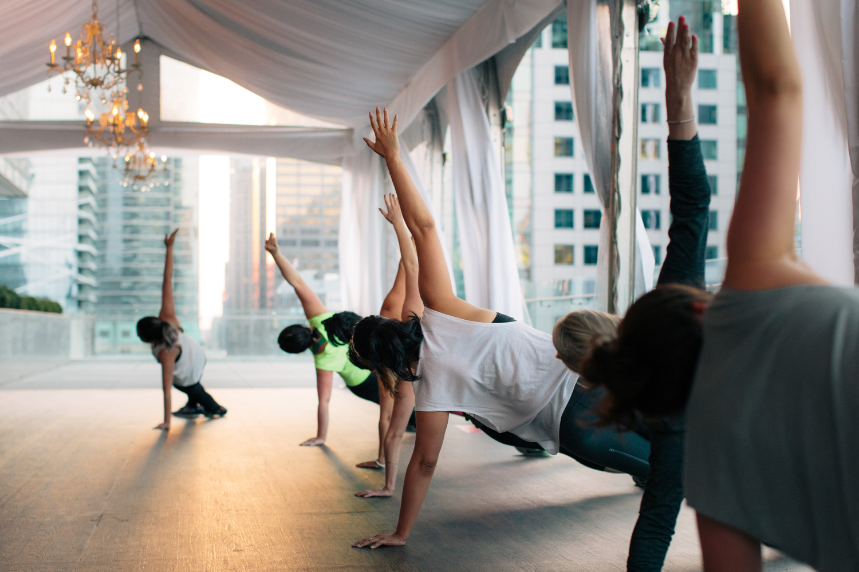 yoga consistent